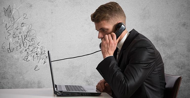 Utilize VoIP